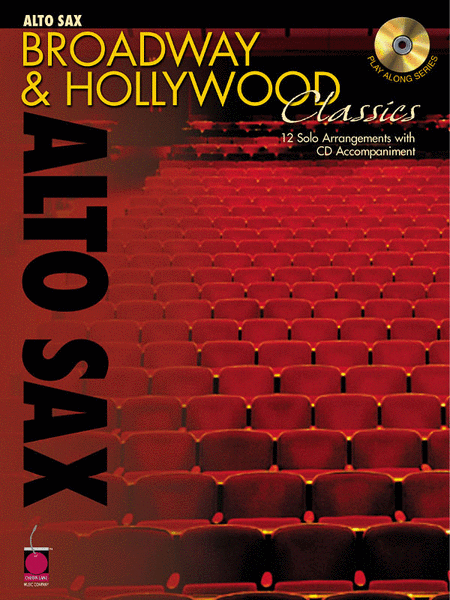 Broadway and Hollywood Classics for Alto Sax