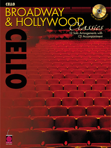 Broadway and Hollywood Classics for Cello