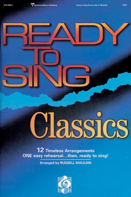 Ready to Sing Classics
