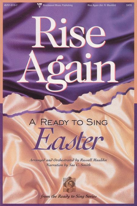 Rise Again (Choral Book)