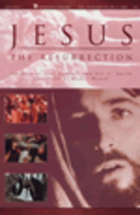 Jesus The Resurrection Tenor/ (Bass Rehearsal Track Cassette)