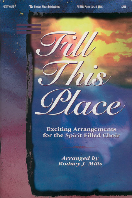 Fill This Place - Accompaniment (Split Track CD)