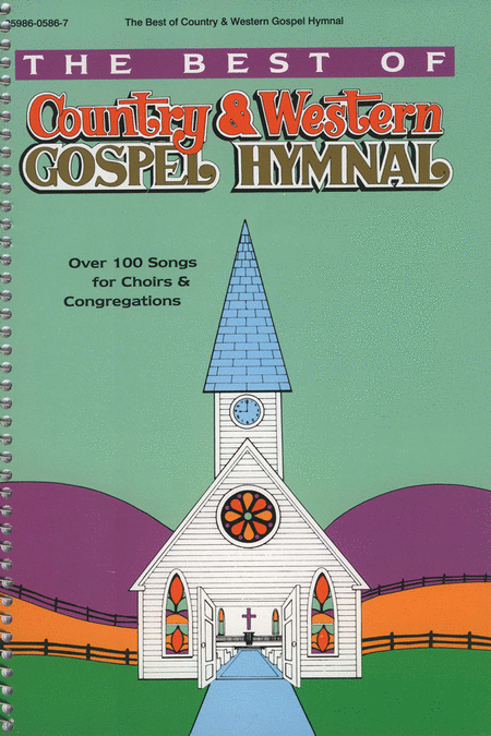 Best of Country & Western Gospel Hymnal (Book)