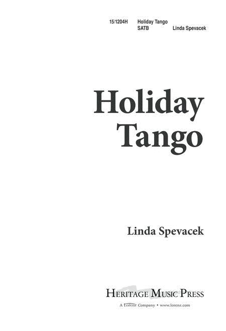Holiday Tango