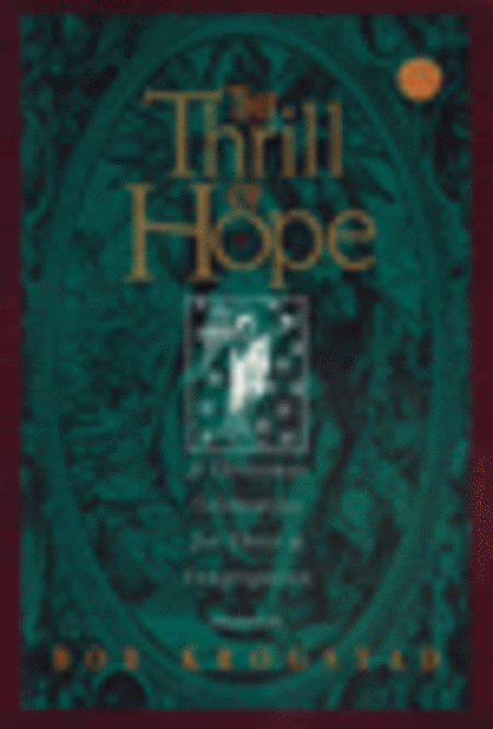 The Thrill Of Hope (Choral Book)