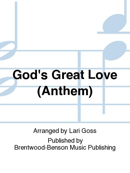 God's Great Love (Anthem)