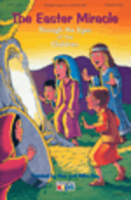 The Easter Miracle Split Track Accompaniment Cassette (Cedarmont Kids)