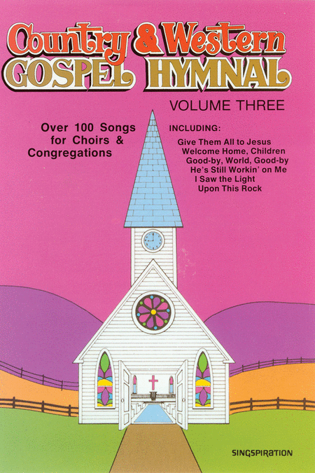 Country & Western Gospel Hymnal - Volume 3 (Book)