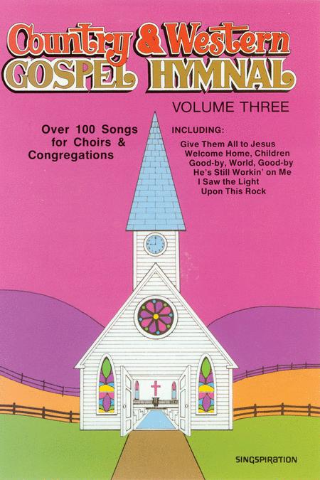Country & Western Gospel Hymnal - Volume 3 (Book)