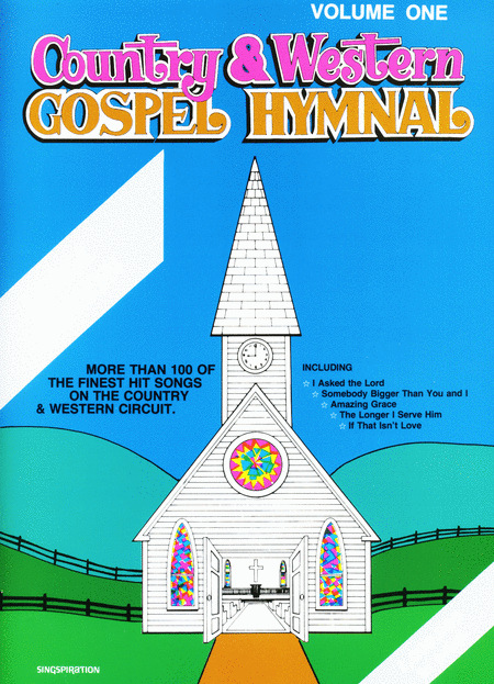 Country & Western Gospel Hymnal - Volume 1 (Large Book)