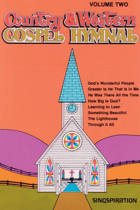 Country & Western Gospel Hymnal - Volume 2 (Book)