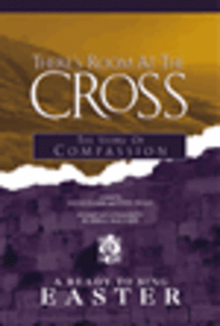 There's Room At The Cross (Conductor's Score Only)