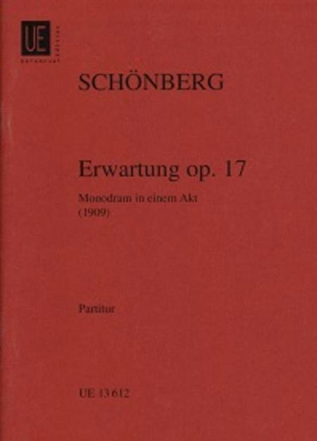 Erwartung, Op. 17