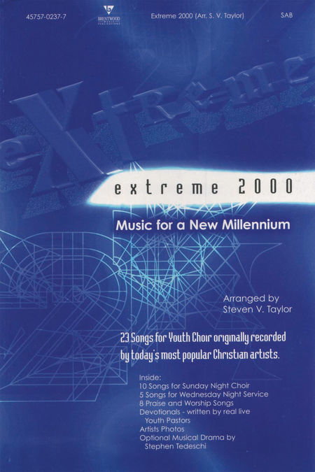 Extreme 2000 (Split Track Accompaniment CD)