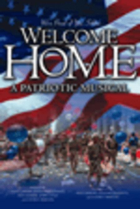 Welcome Home (Soprano/Alto Rehearsal Track Cassette)