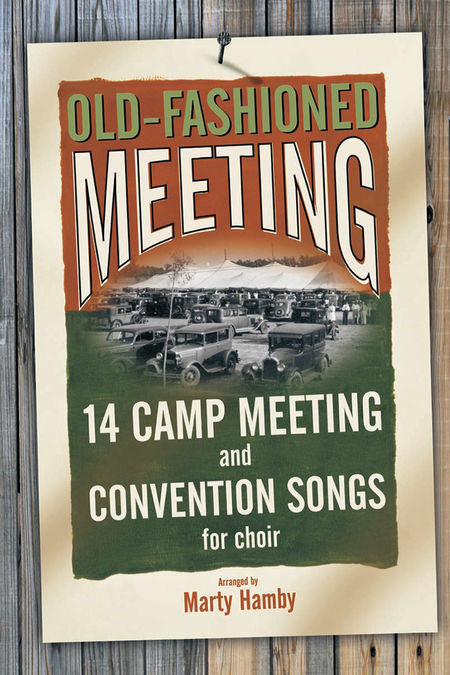 Old Fashioned Meeting, Volume 1 (Split Track Accompaniment CD)