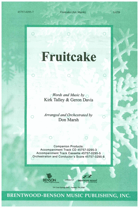 Fruitcake (Anthem)