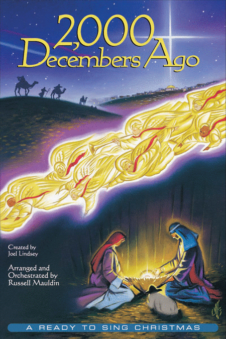 2000 Decembers Ago (Choral Book)