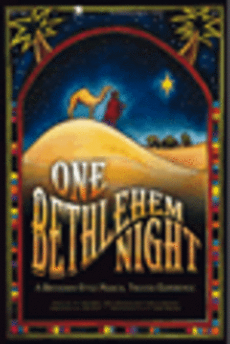 One Bethlehem Night Posters (12 Pack)