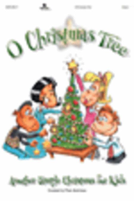 O Christmas Tree (Split Track Accompaniment CD)