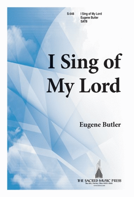 I Sing of My Lord