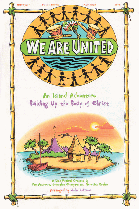 We Are United (Choral Book)