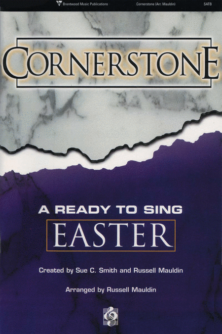 Cornerstone (Split Track Accompaniment CD)