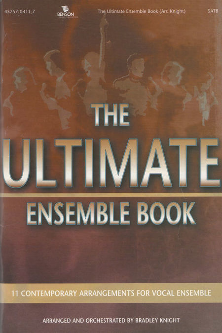 The Ultimate Ensemble Book (Choral Book)