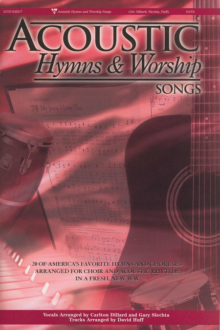 Acoustic Hymns and Worship Songs (CD Preview Pack)