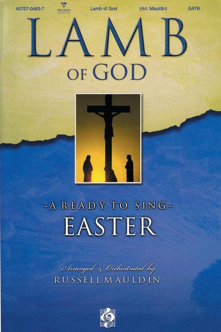 Lamb Of God (Split Track Accompaniment CD)