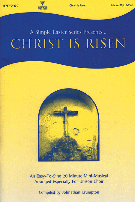 Christ Is Risen (CD Preview Pack)