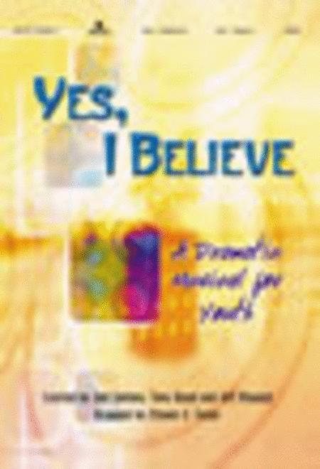 Yes I Believe (Split Track Accompaniment CD)