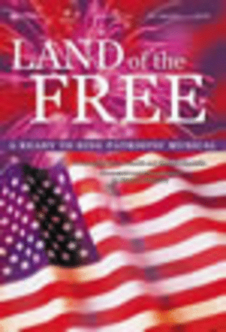 Land Of The Free (Tenor/Bass Rehearsal Track Cassette)