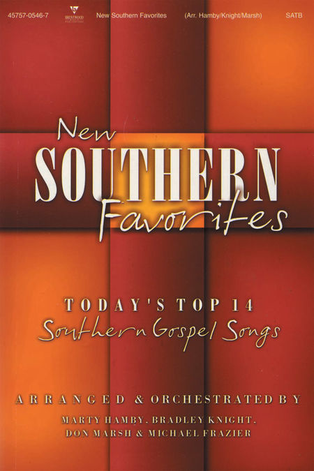 New Southern Favorites, Volume 1 (CD Preview Pack)