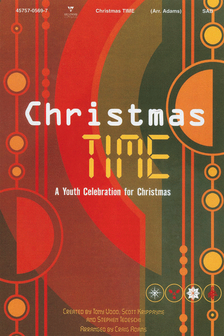 Christmas Time (Split Track Accompaniment CD)