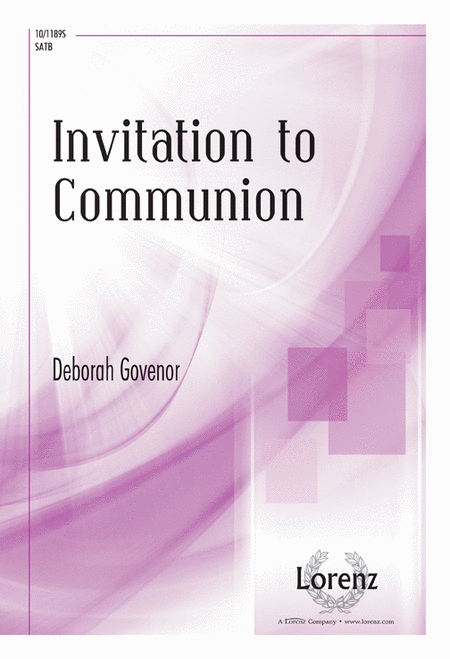 Invitation to Communion