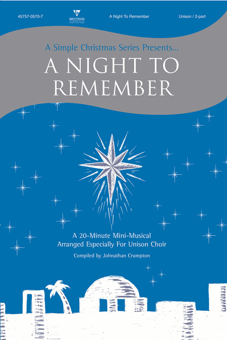 A Night To Remember (Split Track Accompaniment CD)