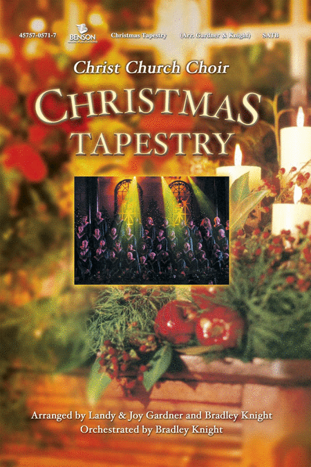 Christ Church Choir Christmas Tapestry (Listening CD)