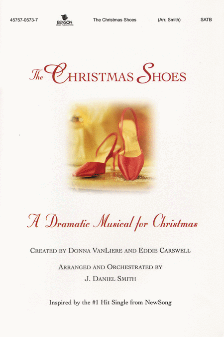 Christmas Shoes, The Musical (Split Track Accompaniment CD)
