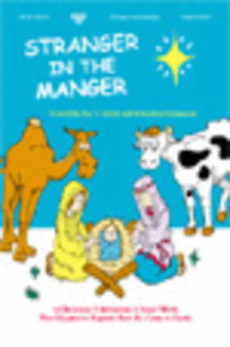 Stranger In The Manger (Split Track Accompaniment CD)