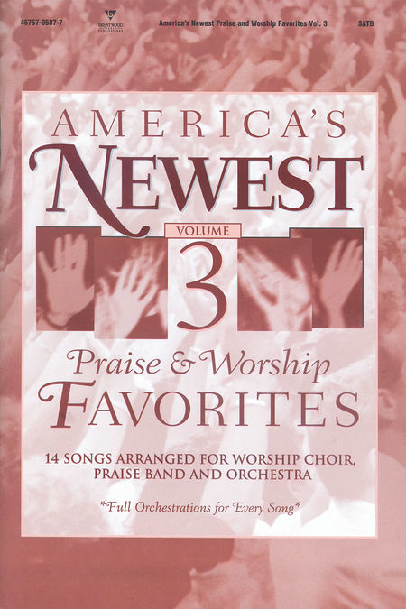 America's Newest Praise and Worship Favorites, Volume 3 (CD Preview Pack)