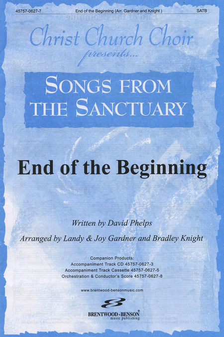 End Of The Beginning (Anthem)