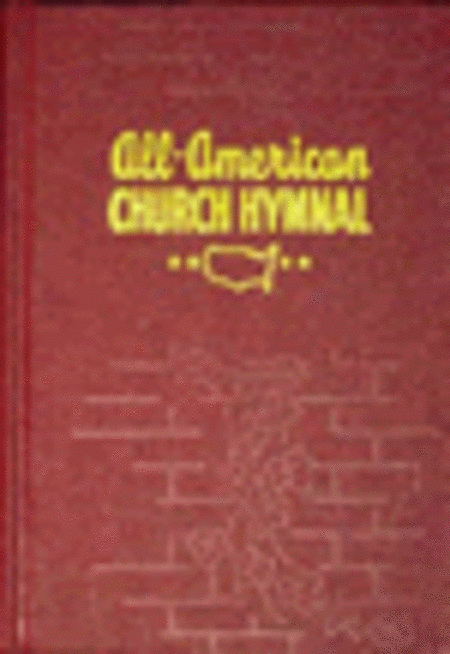 All American Church Hymnal (Red)