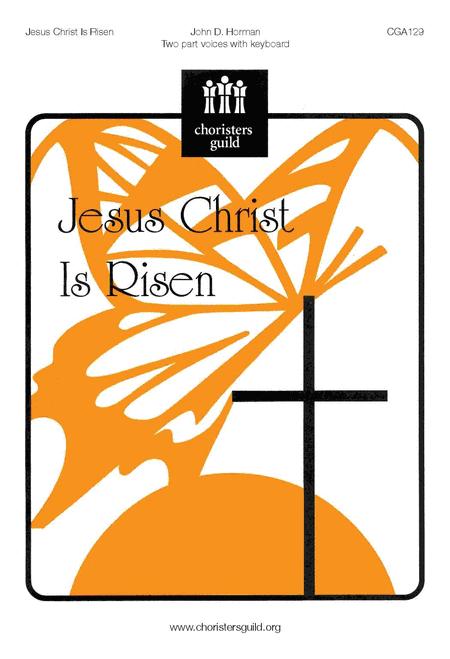 Jesus Christ Is Risen Today Hallelujah