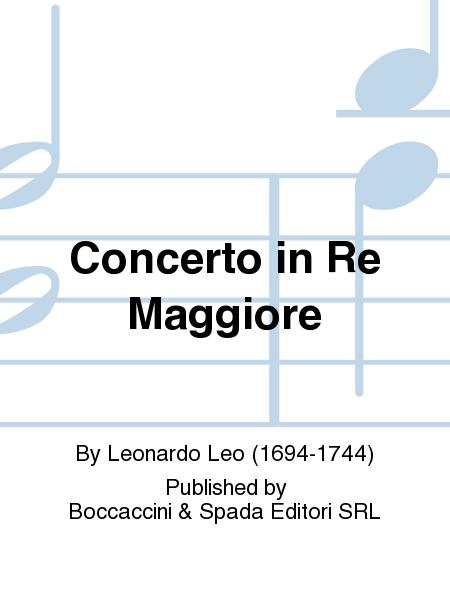 Concerto in Re Maggiore