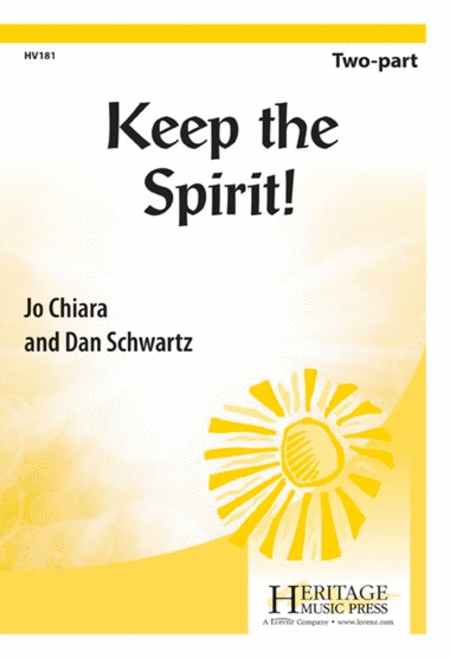 Keep the Spirit