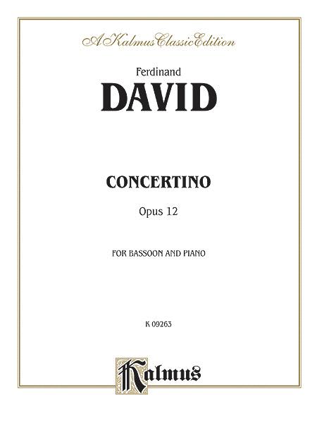 Concertino, Op. 12