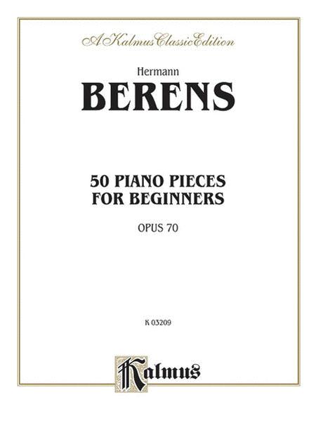 50 Pieces Op. 70