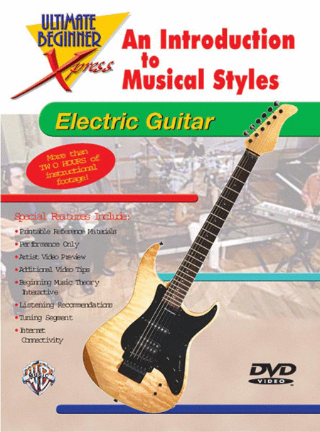 Ultimate Beginner Express - Electric Guitar Styles