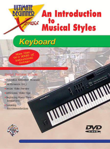 Ultimate Beginner Express - Keyboards Styles